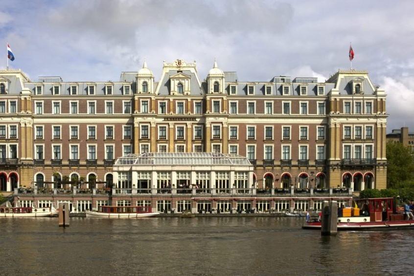 Amstel-Amsterdam-InterContinental hotel global asset solutions