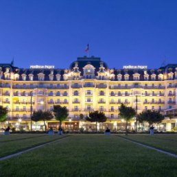 Fairmont Montreux Palace Switzerland hotel asset management