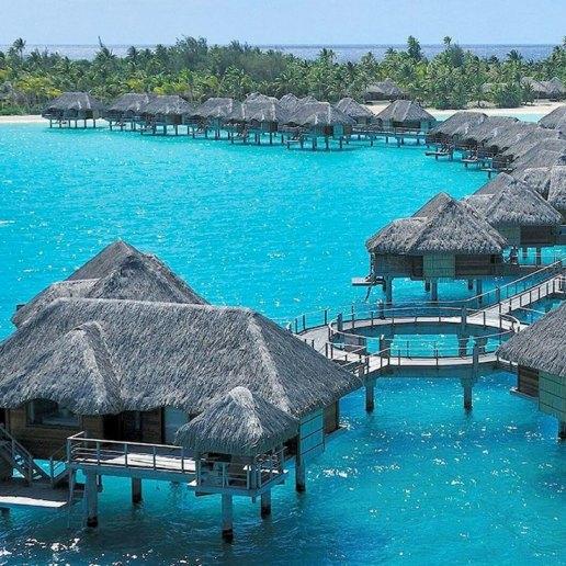 Four Seasons Resort Bora Bora, French Polynesia Projects