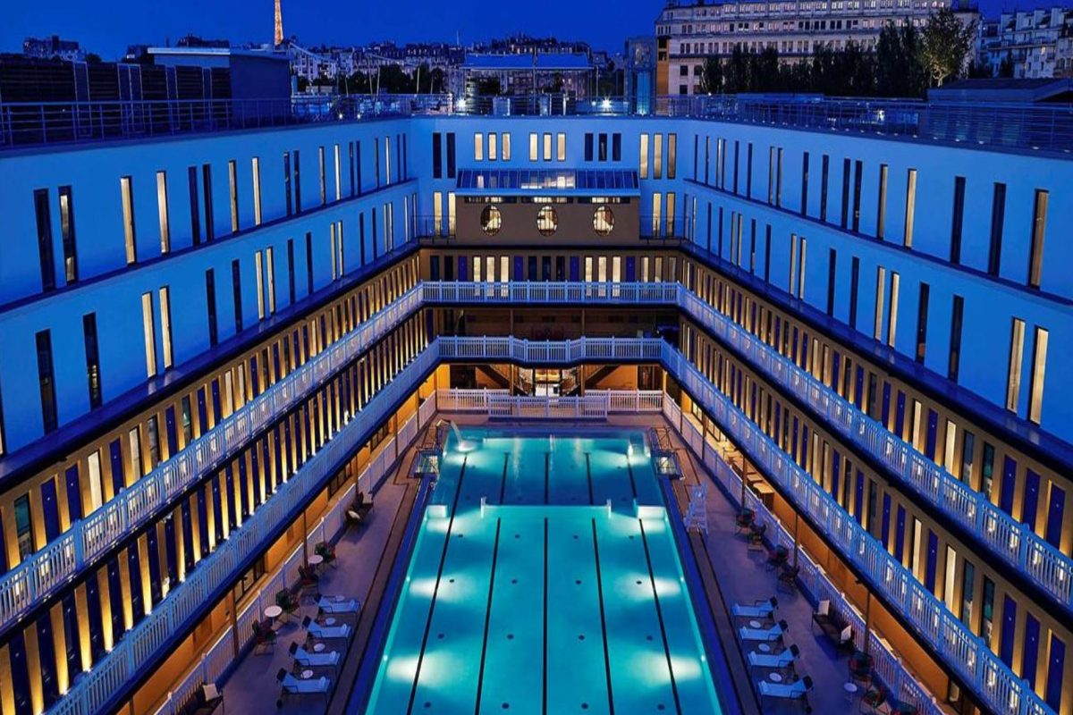 Molitor hotel management