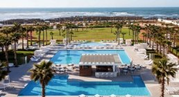Traditional Moroccan luxury resorts asset management