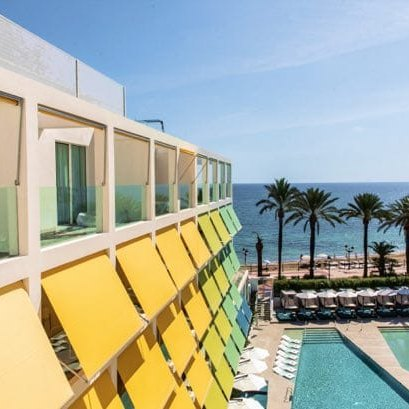 W Ibiza, Balearic Islands, Spain